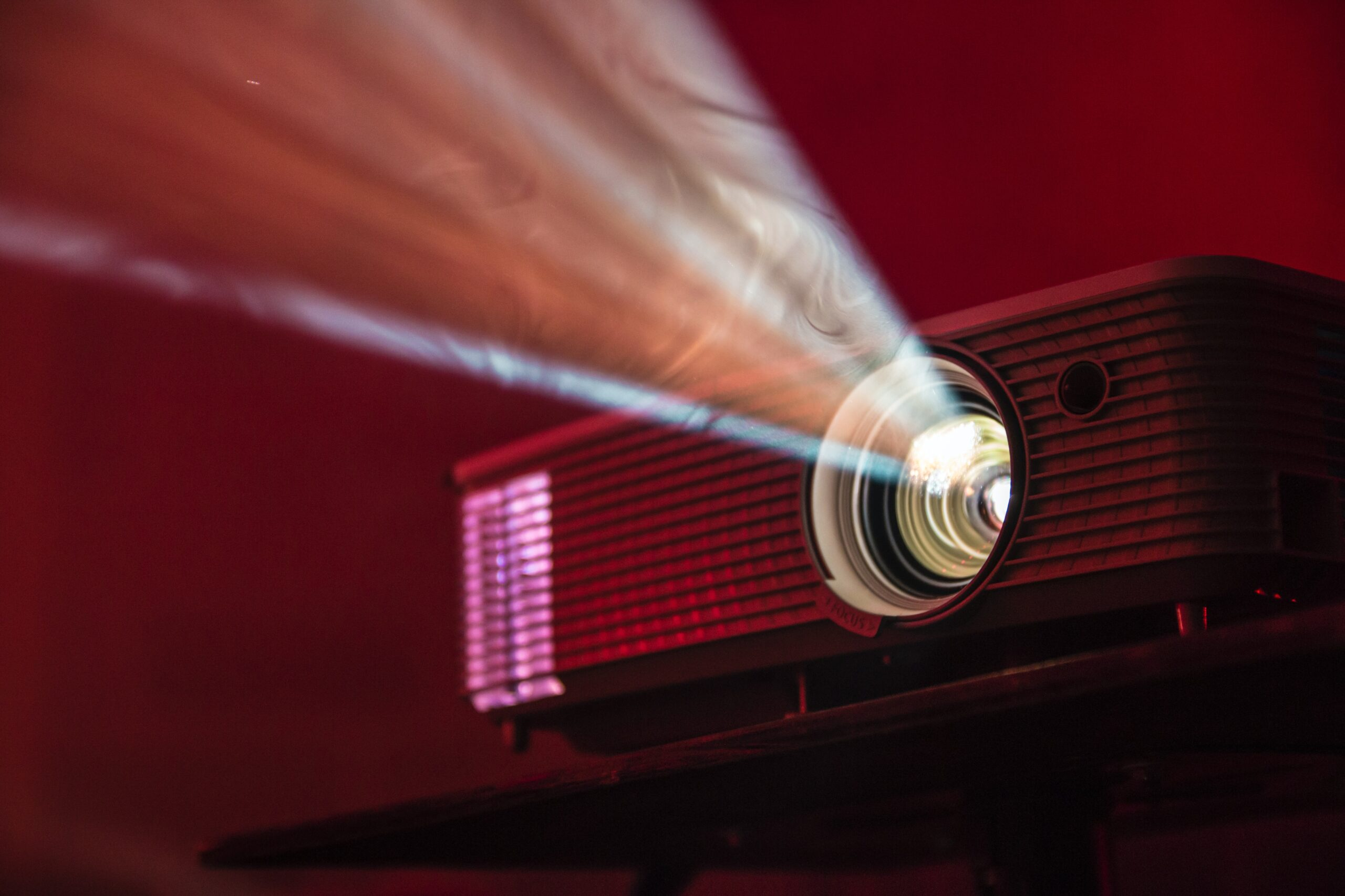 Derfor skal du købe lærreder til projektor