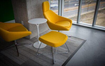 Skån gulvet med det rette underlag til kontorstole