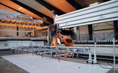 Industrirobotter kan bruges i mange moderne virksomheder