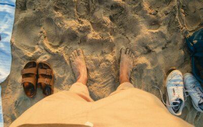 Bliv sommersmart med flotte sandaler til mænd