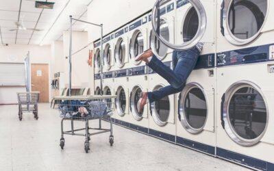 Gå ikke ned på maskineriet når det kommer til tøjvask