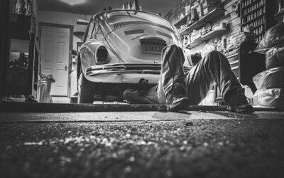 Skal din garage have en tur i år?