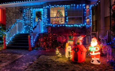 3 gode råd til udendørs julebelysning